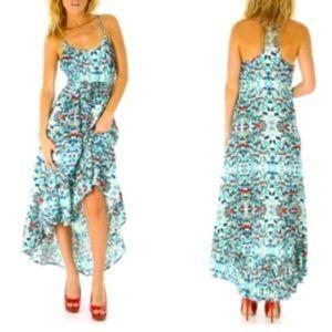 Brooke Reidt for Element Bali High Low Dress